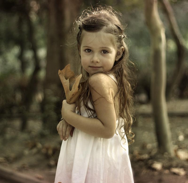 красивые фото детей 8